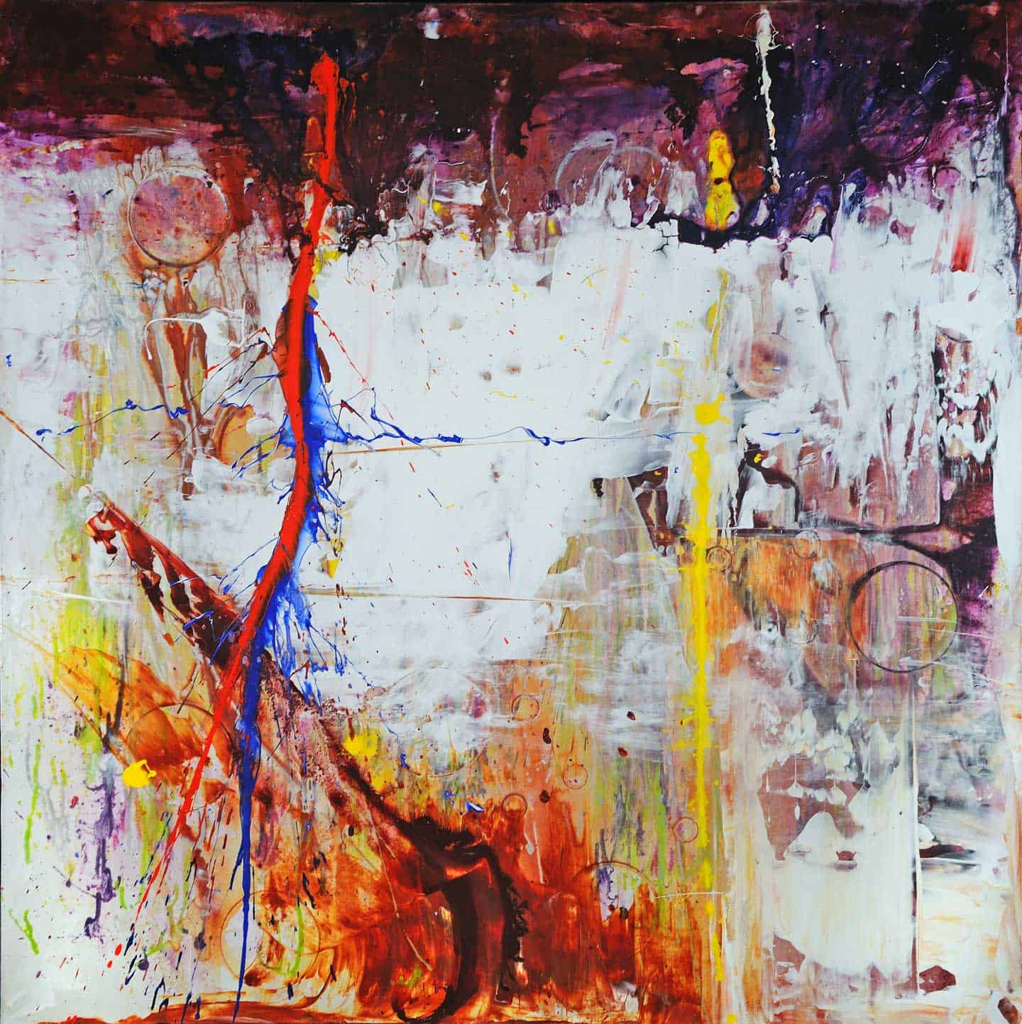 Recent Abstractions By Anne Marchand Morris Museum Of Art