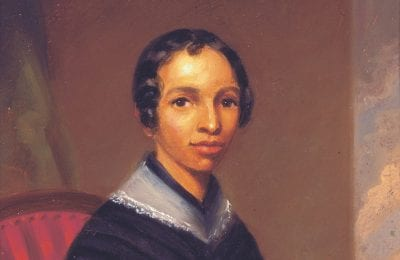 James Hamilton Shegogue, Untitled (portrait of an African American woman), undated. Oil on panel. Morris Museum of Art, Augusta, Georgia