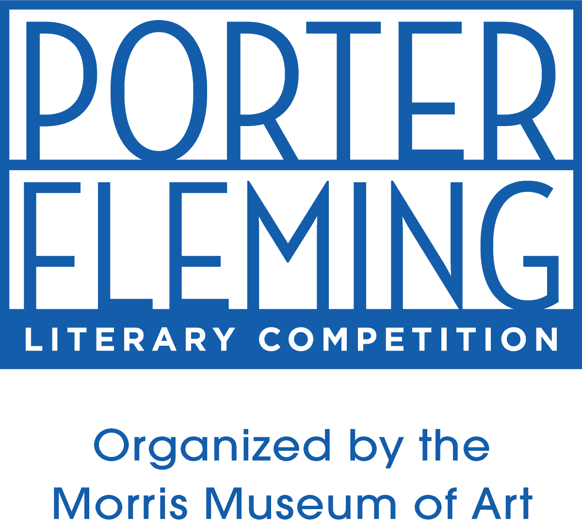 Porter Fleming Literary Competition - Organized by the Morris Museum of Art